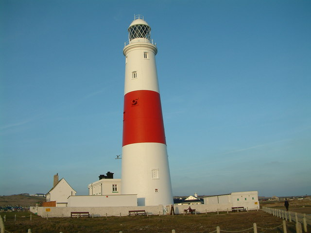 Portland Bill Lighthouse, Isle of Portland - geograph.org.uk - 414658