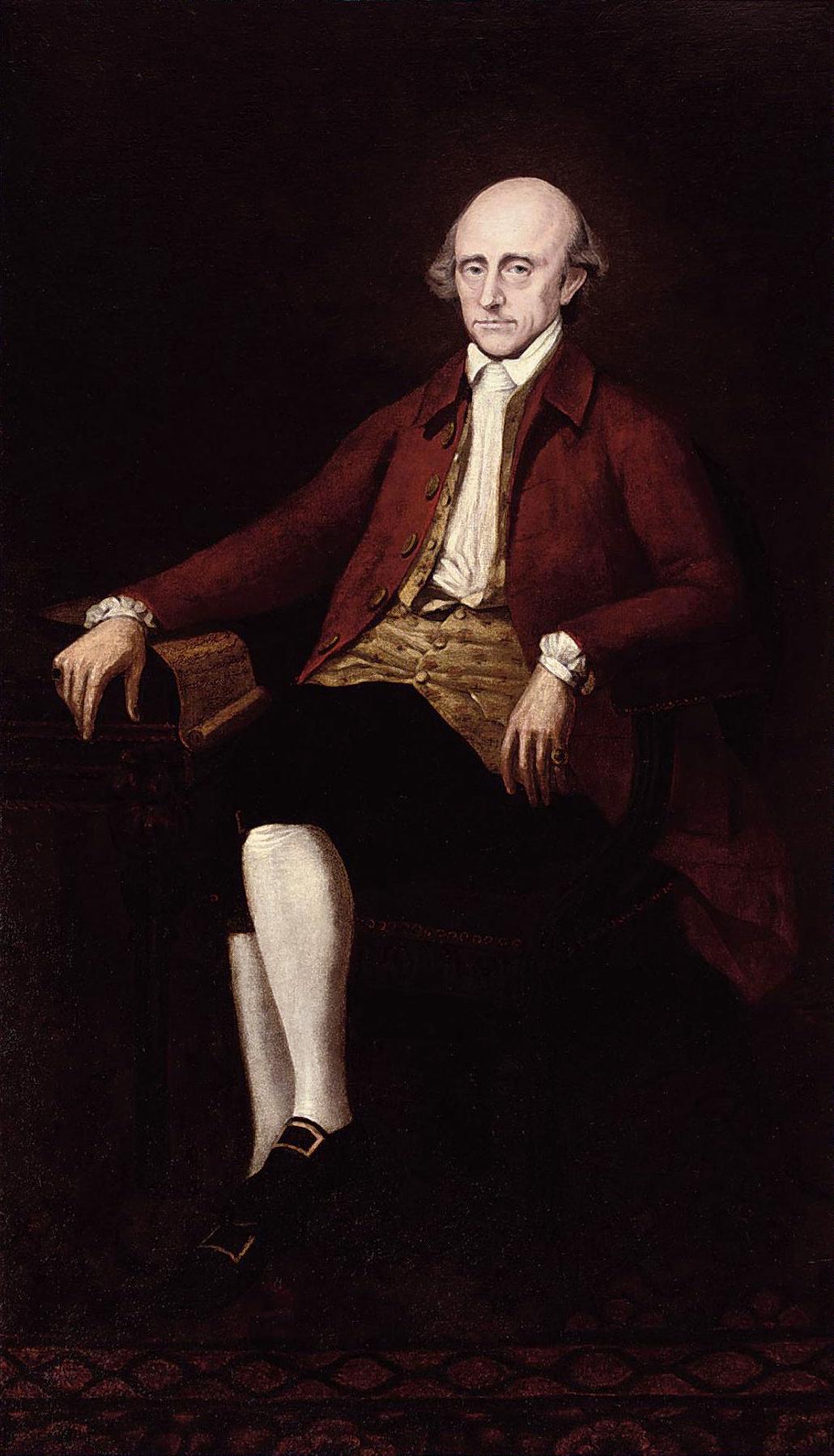 File Portrait Of Warren Hastings 1732 1818 Governor
