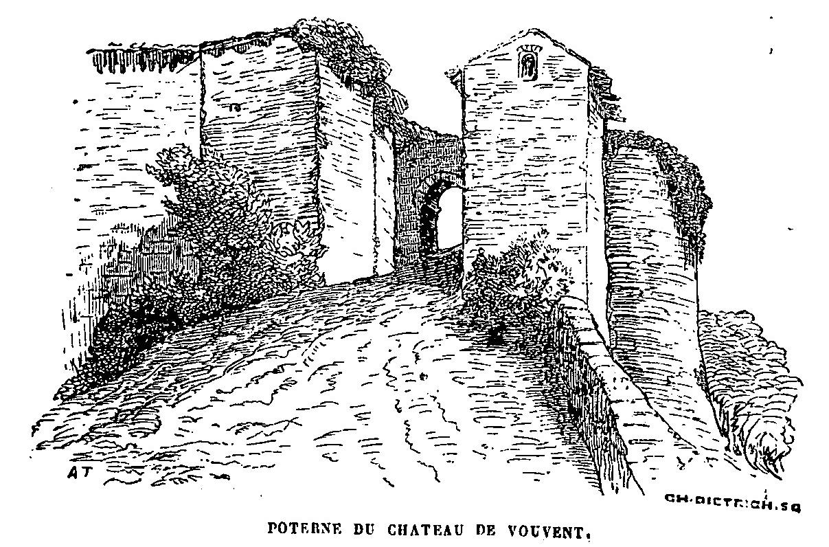 Filepoterne Du Château De Vouvantpng Wikimedia Commons