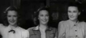 Priscilla, Rosemary and Lola in Four Wives (1939) Priscilla, Rosemary and Lola Lane in Four Wives trailer.jpg