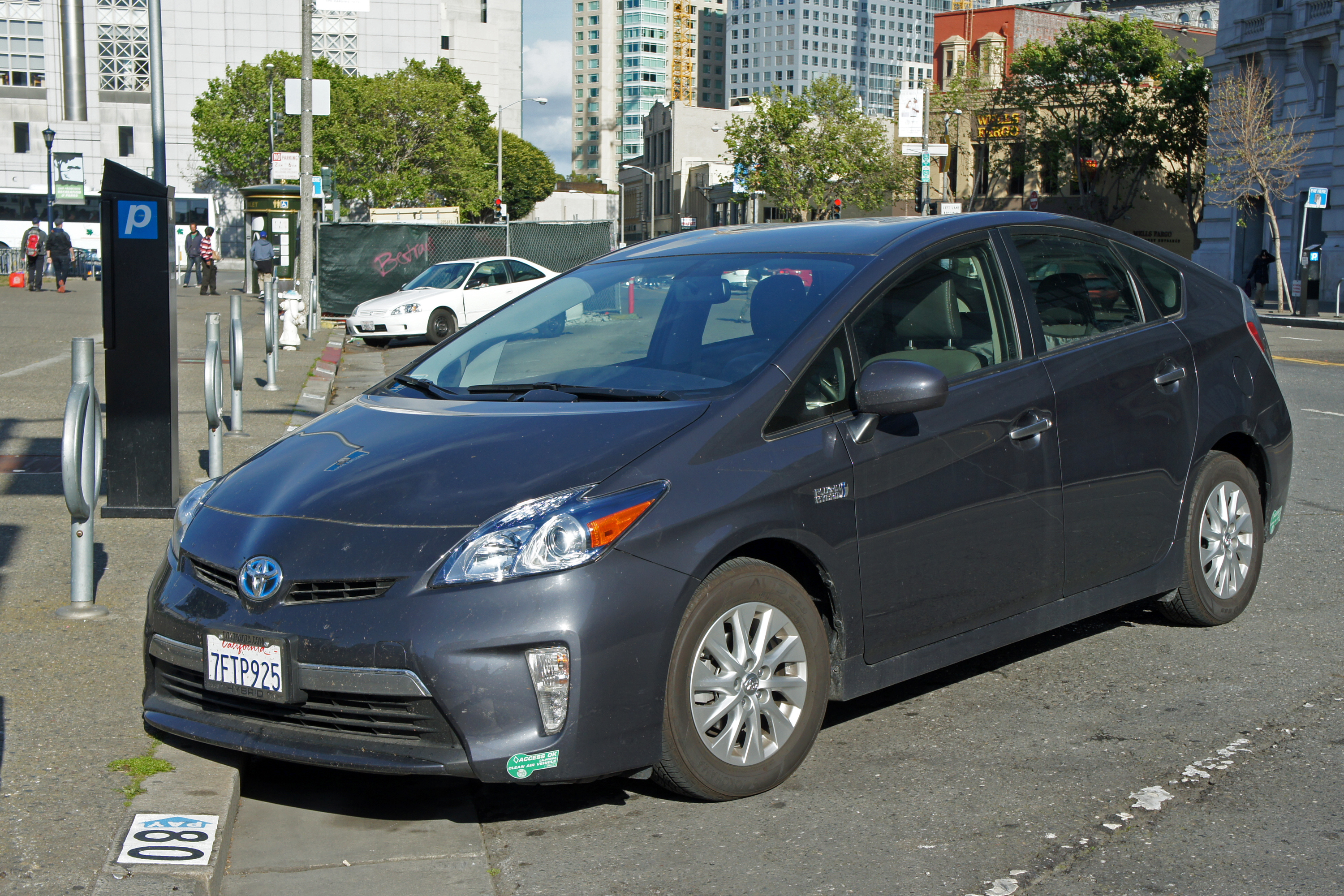 New 2015 Prius Plug In Hybrid
