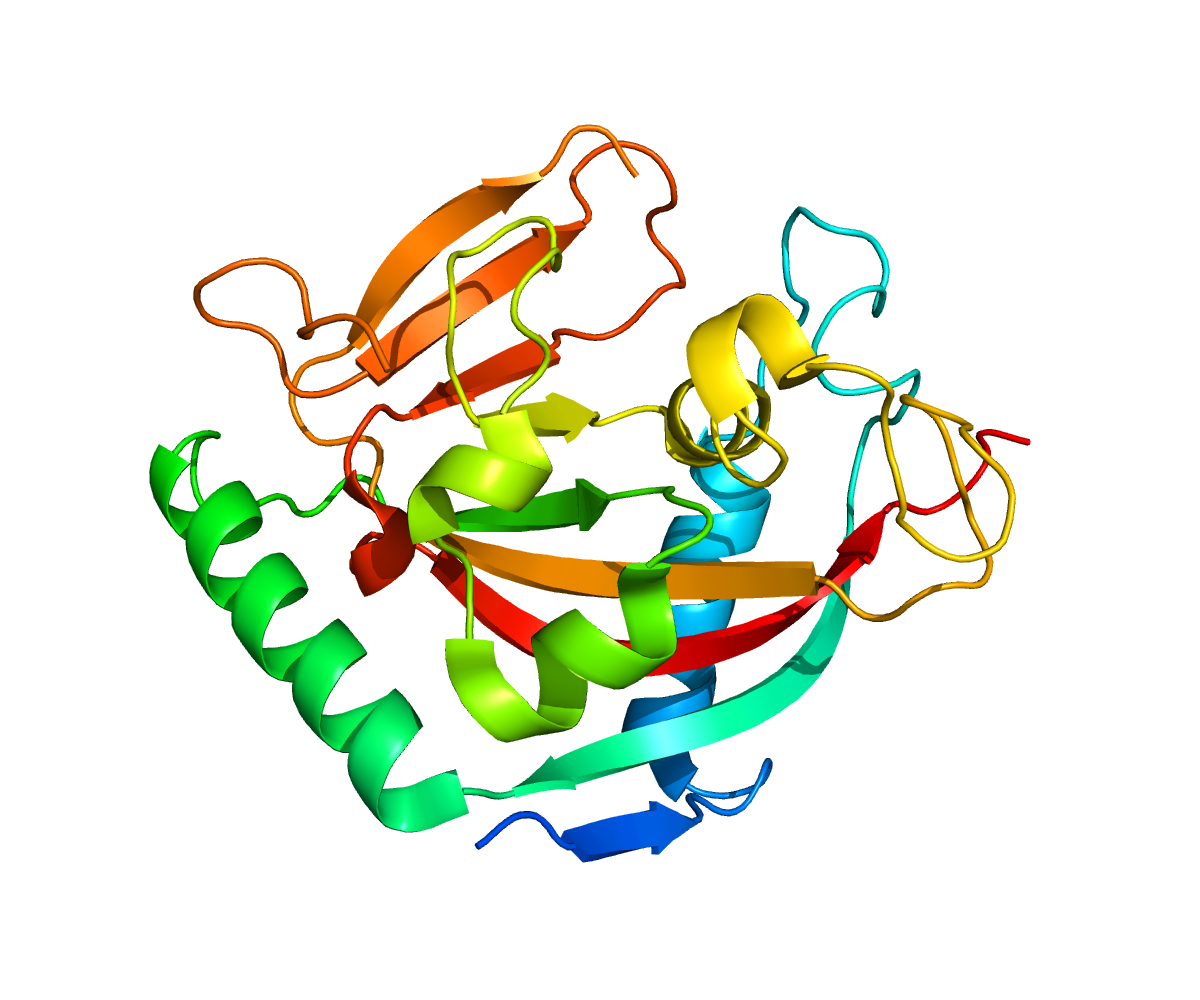 Free Design File Protein Tnks2 Pdb 3kr7 Png Wikimedia Commons