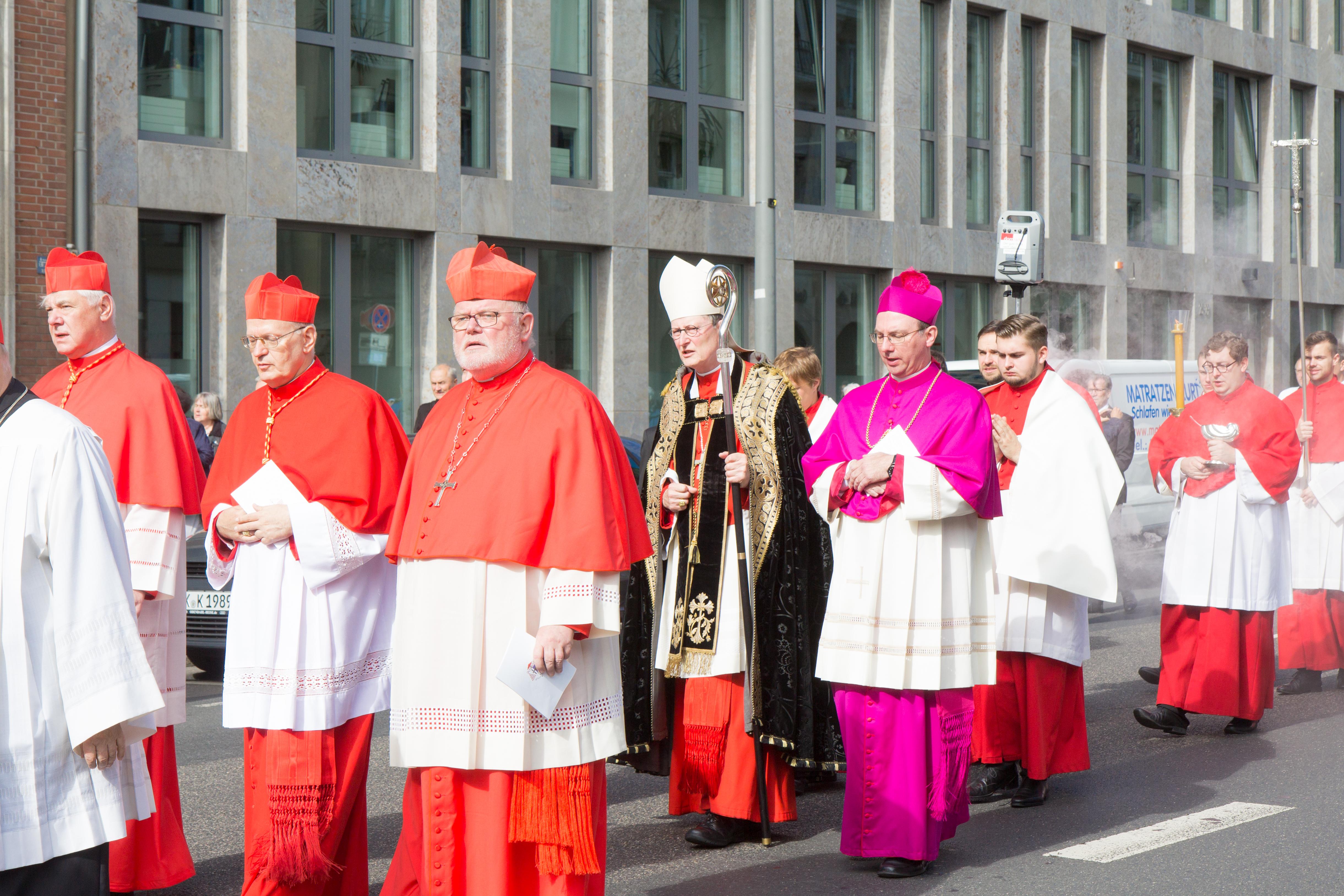 Beisetzung Kardinal Meisner