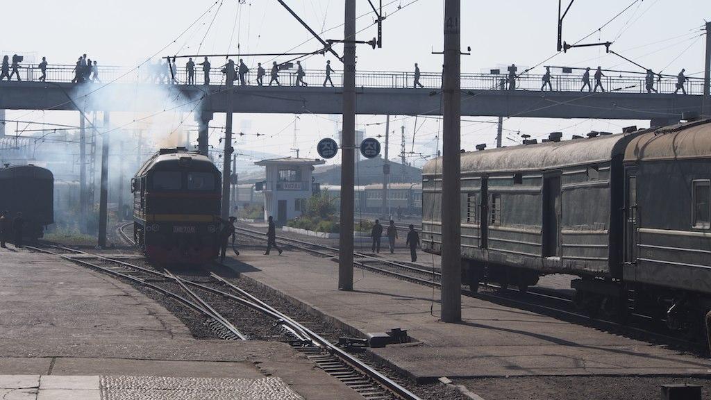 File:Pyongyang Railway Station (11586271406) jpg - Wikipedia