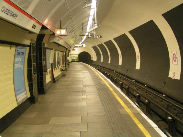 Queensway tube station - geograph.org.uk - 1021928