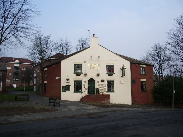 The Ring O'Bells Pub, Middleton
