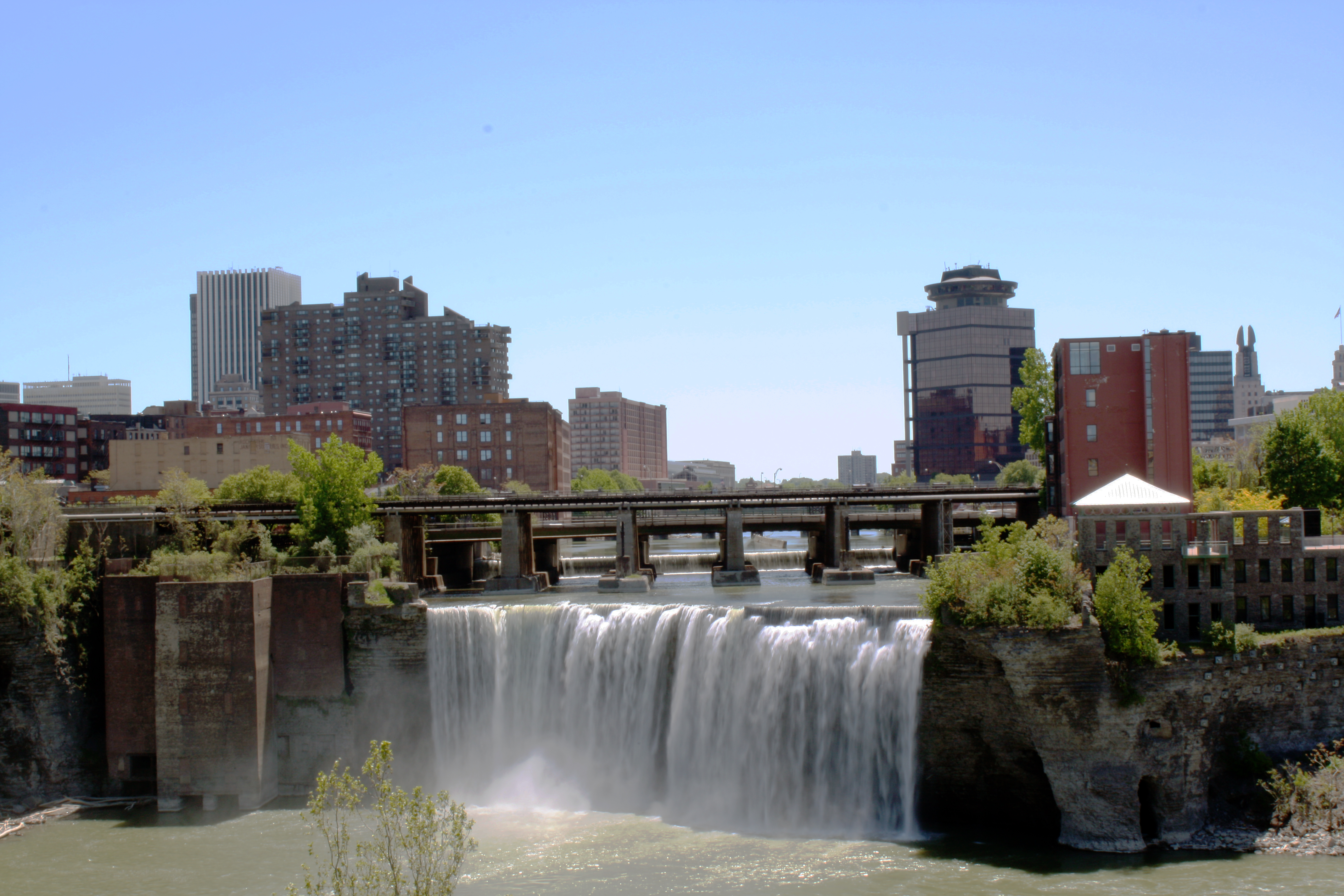 rochester falls york weather file ny hottest historic temperature genesee days commons united district race tour states wikimedia population brown