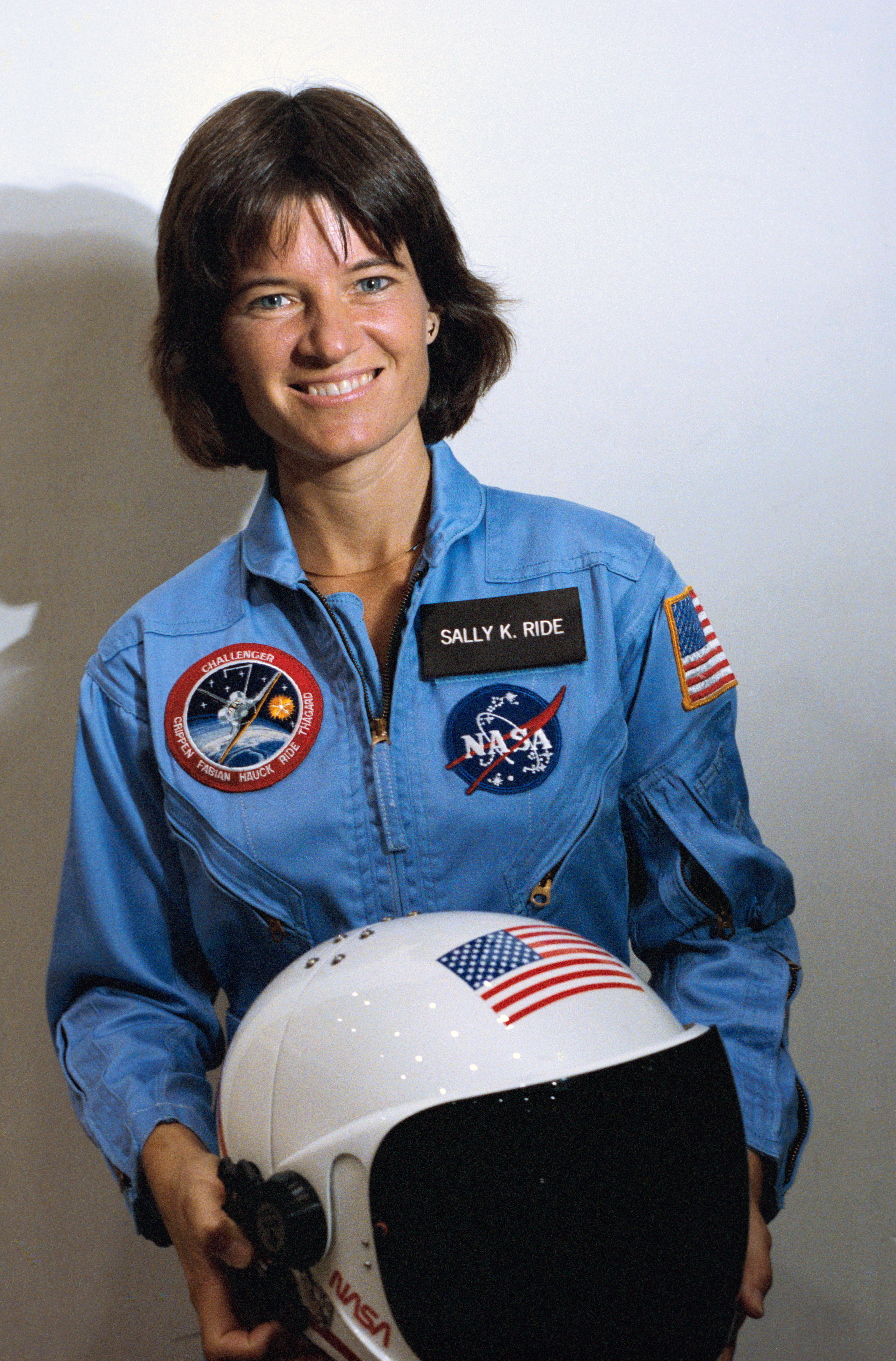 Where Are They Now? | Airport Journals |Sally Ride Training
