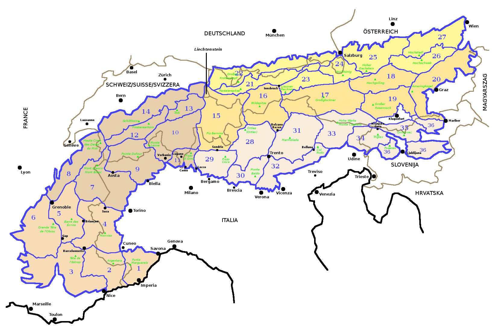 Mappa Soiusa
