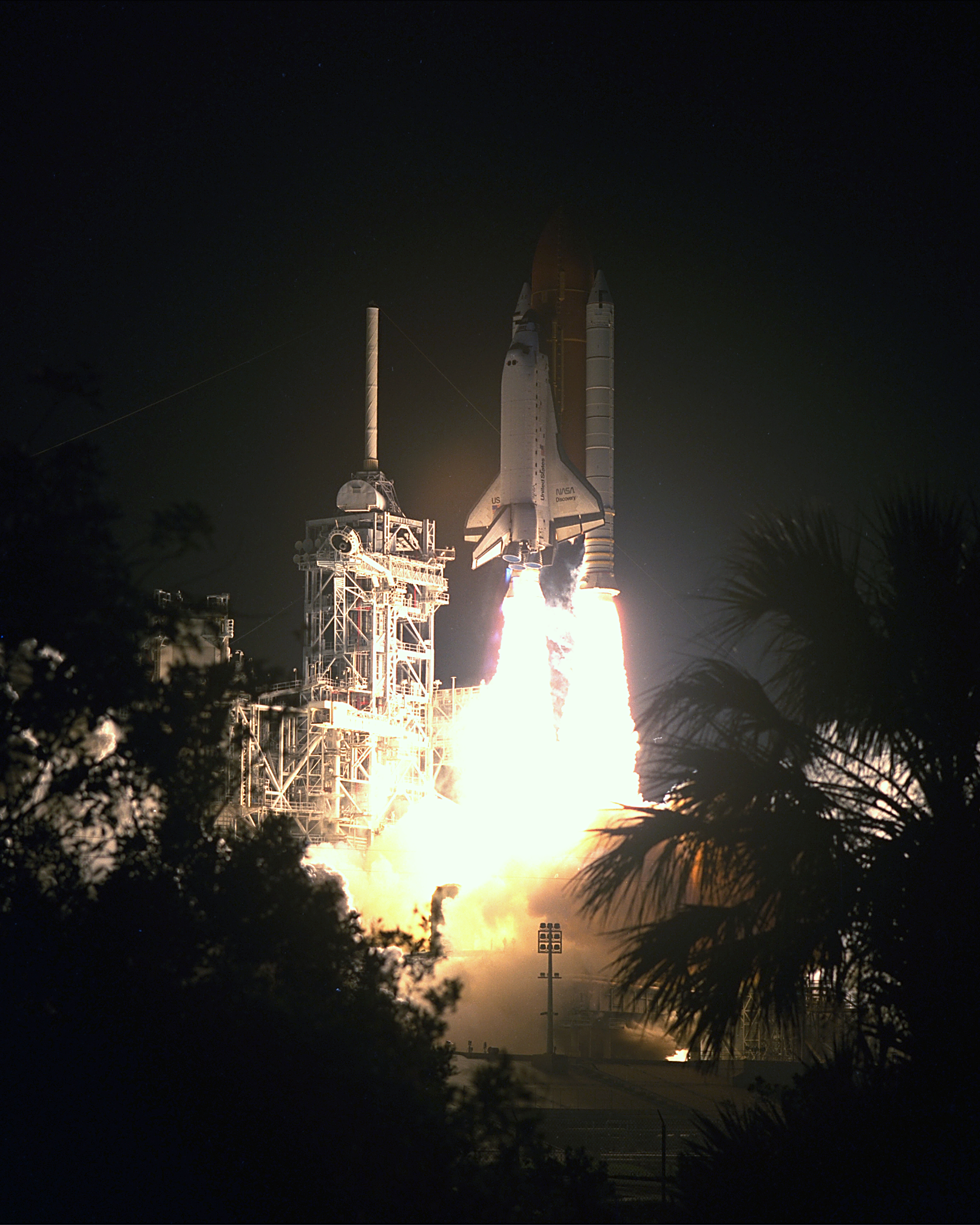 Image result for sts-56 launch