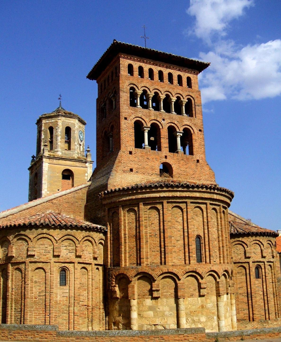 Iglesia de San Tirso (Sahagún) - Wikipedia, la enciclopedia libre