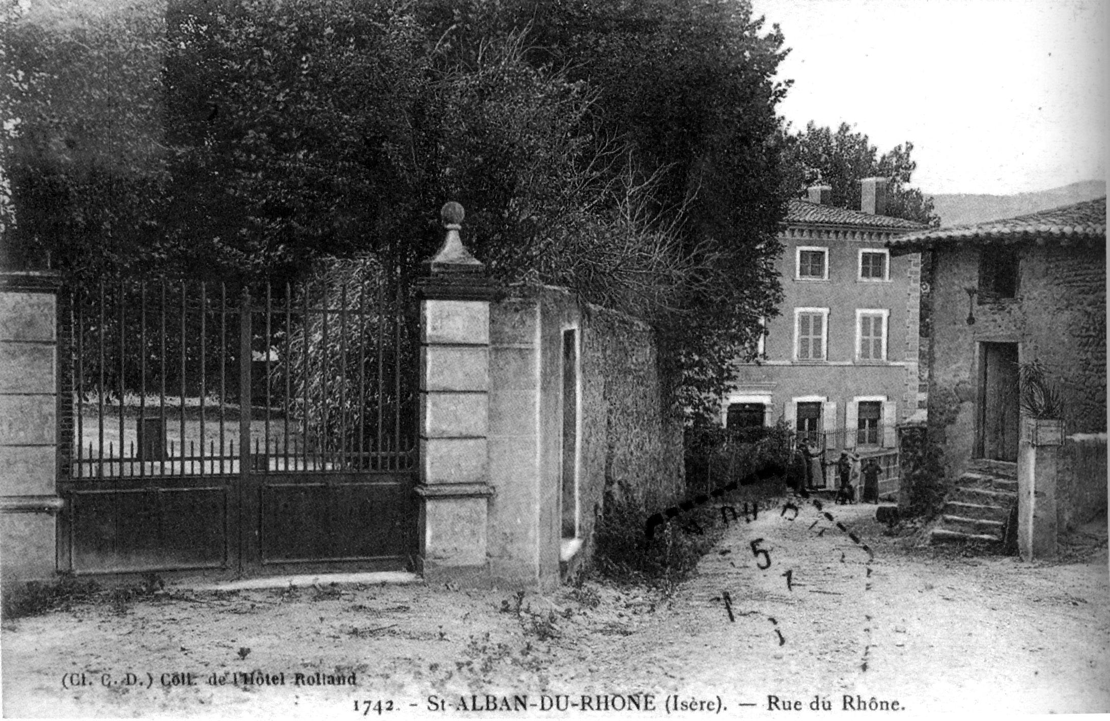Hotel Saint Alban Du Rhone
