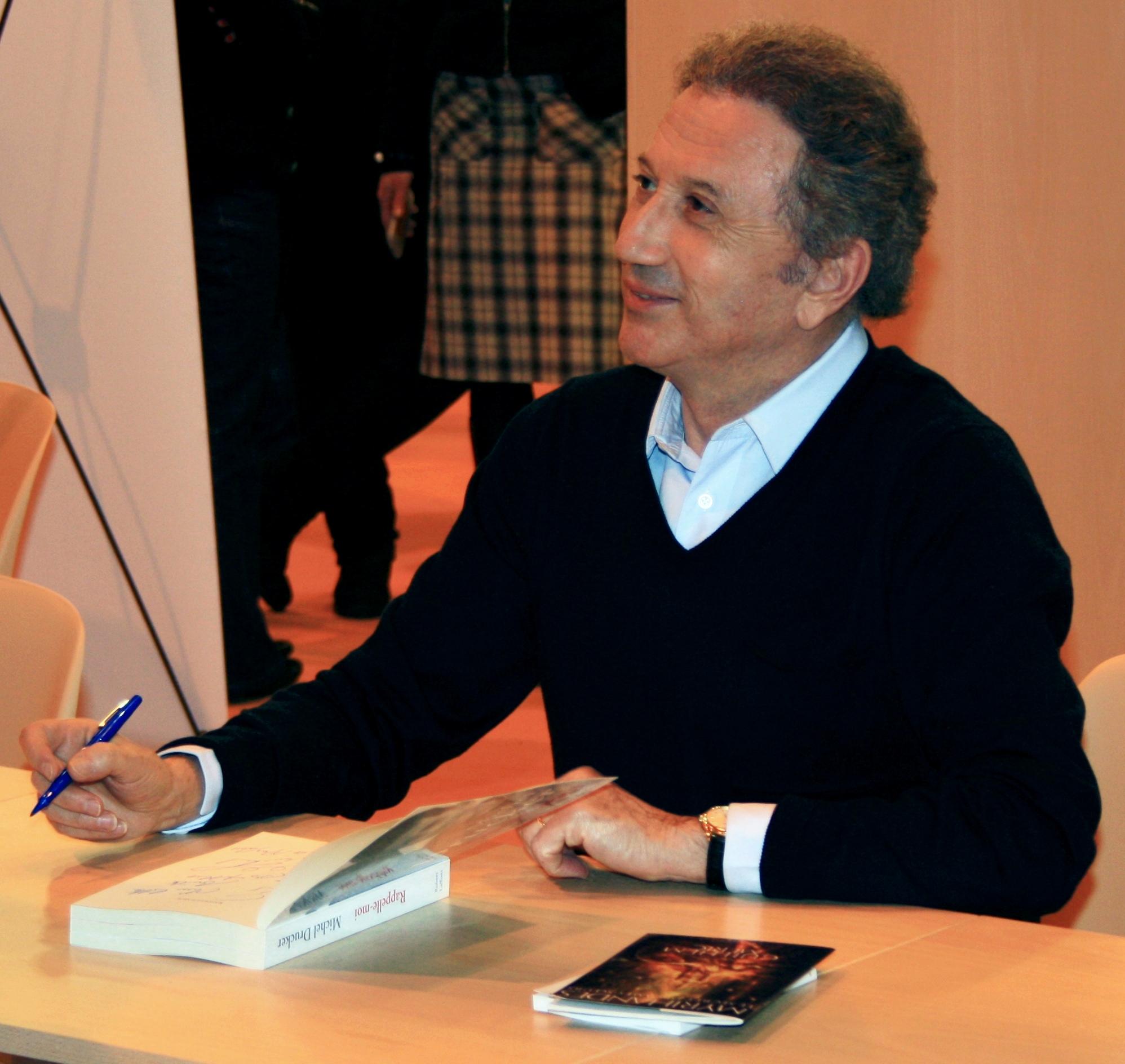 Michel Drucker Wikipedia