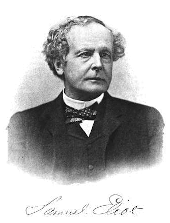 Foto de Samuel Eliot (1821–1898)