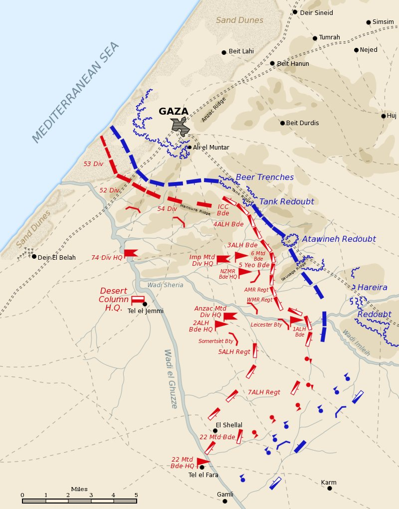 FileSecond Battle of Gaza mapjpg  Wikimedia Commons