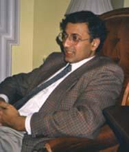 Shahn Majid British mathematician and physicist