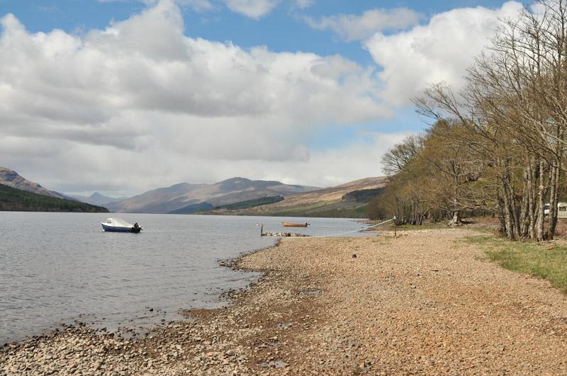 Shoreline of Loch Arkaig - geograph.org.uk - 1849062