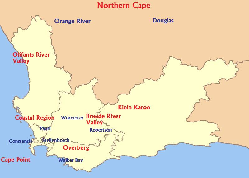 South African Wine And Safari Tour