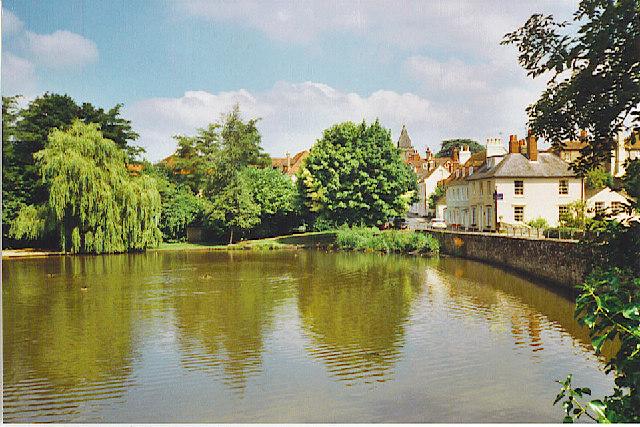 South Pond, Midhurst - geograph.org.uk - 108084