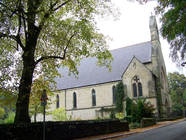 St Hedda's Church, Egton Bridge - geograph.org.uk - 595835