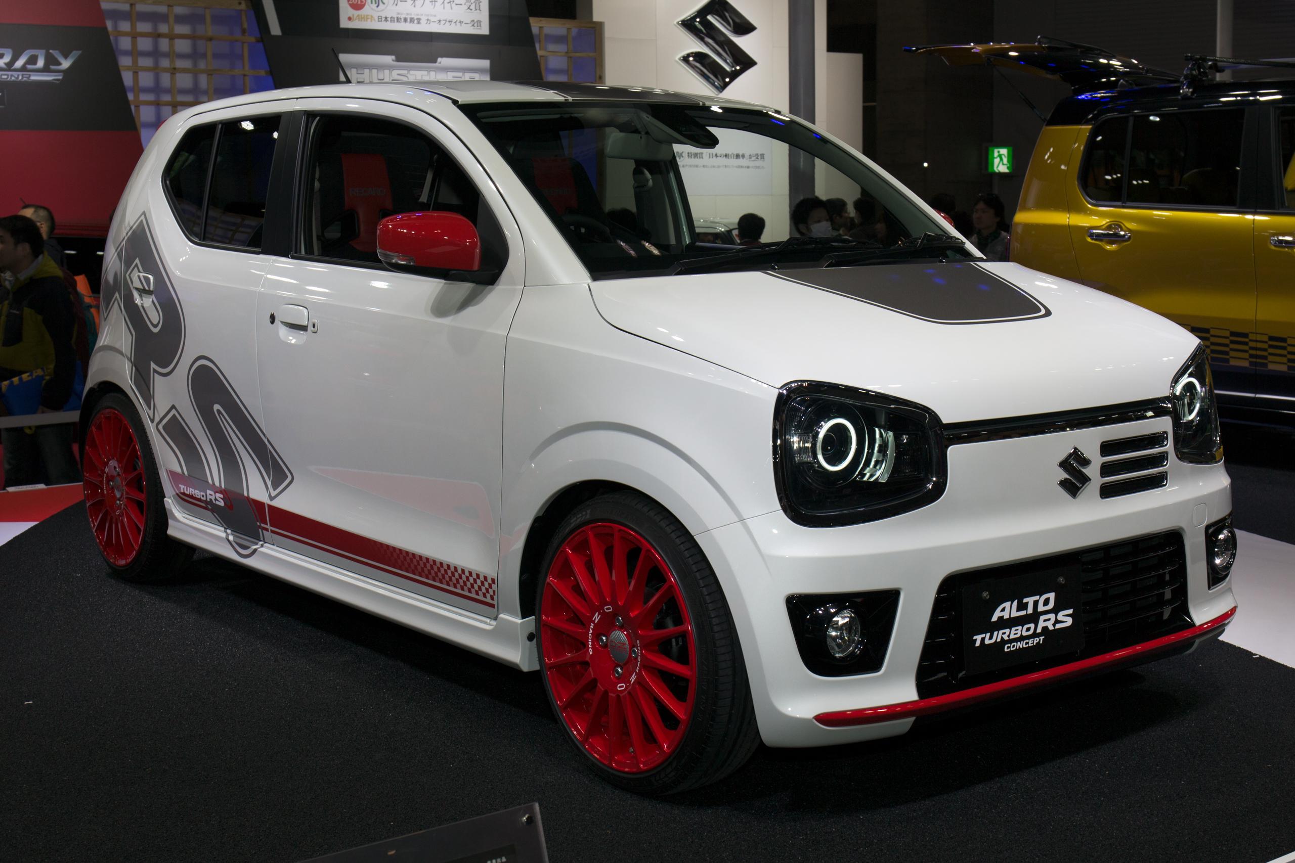 Suzuki Alto Rs X