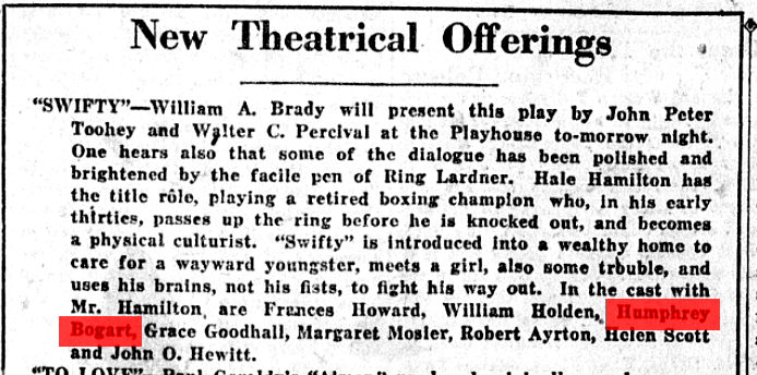 Swifty Humphrey Bogart 1922 newspaper.png