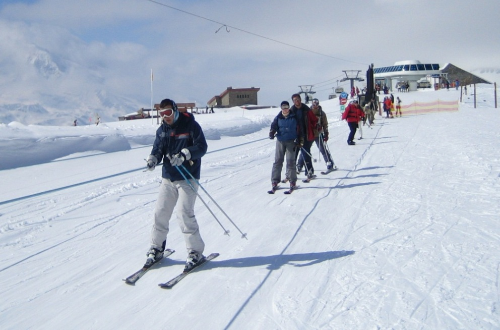 ski mehrzahl
