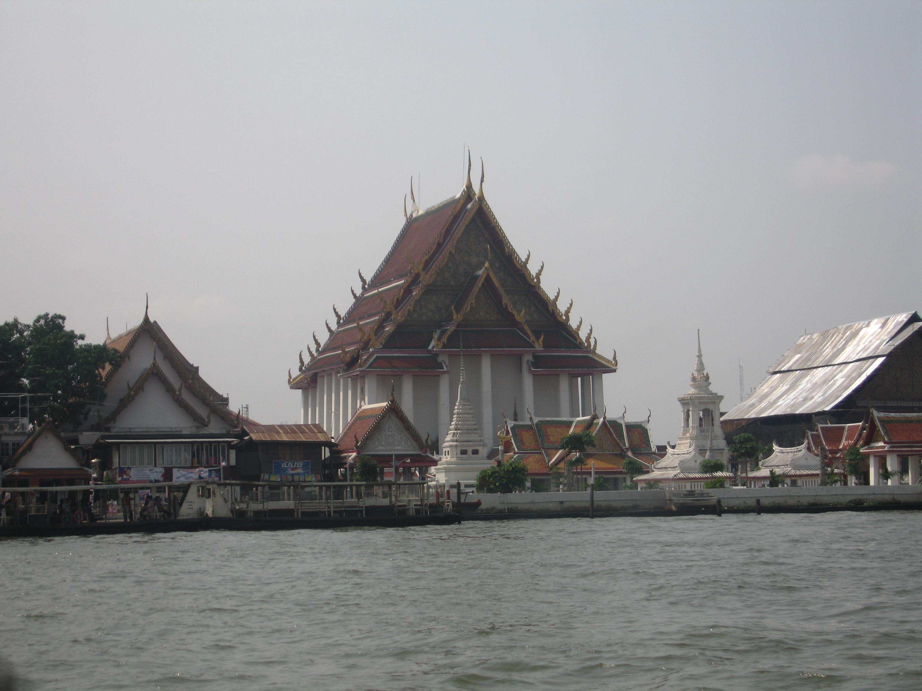 Ort der Wiedergeburt von Siam: Thonburi, das in der Gegenwart zu Bangkok gehört.