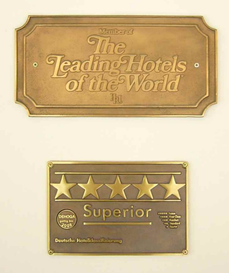 Star classification wikipedia for The finest hotels of the world