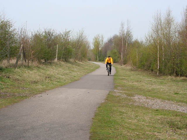 The Nutbrook Trail - geograph.org.uk - 774927
