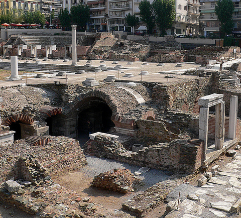 Roman Forum of Thessaloniki