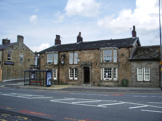 Creative Commons image of The Tim Bobbin Hotel in Burnley