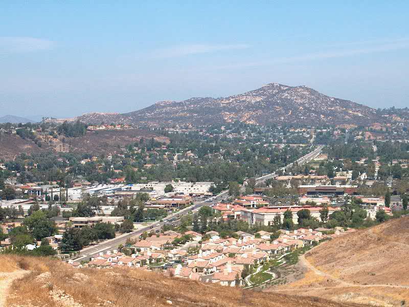 The population density of Poway in California is 477.88 people per square kilometer (1237.58 / sq mi)