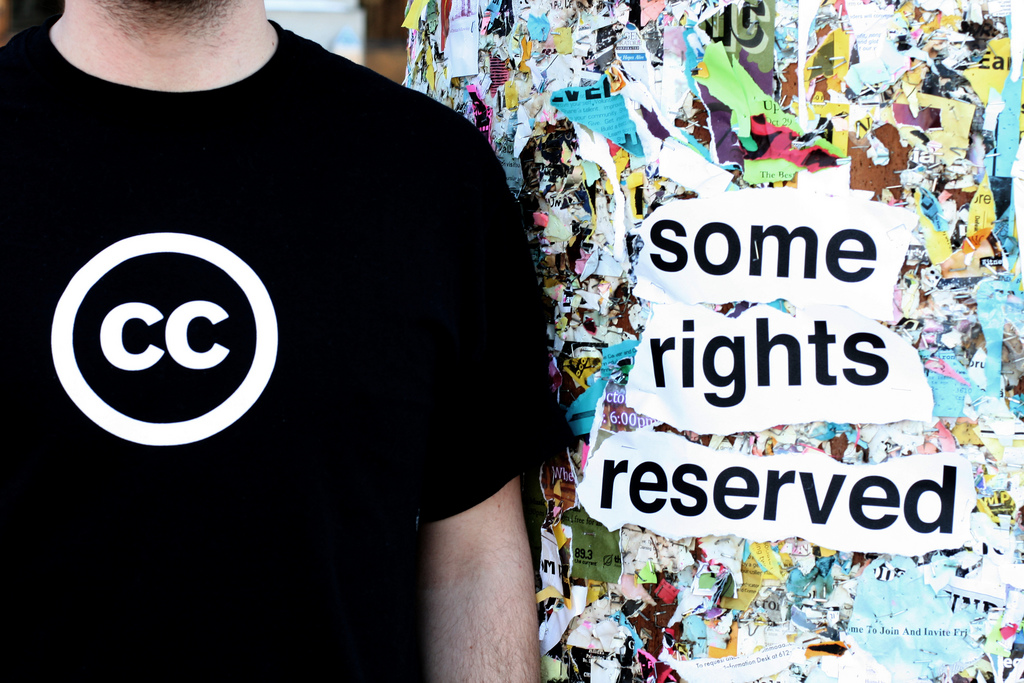 Creative Commons swag contest