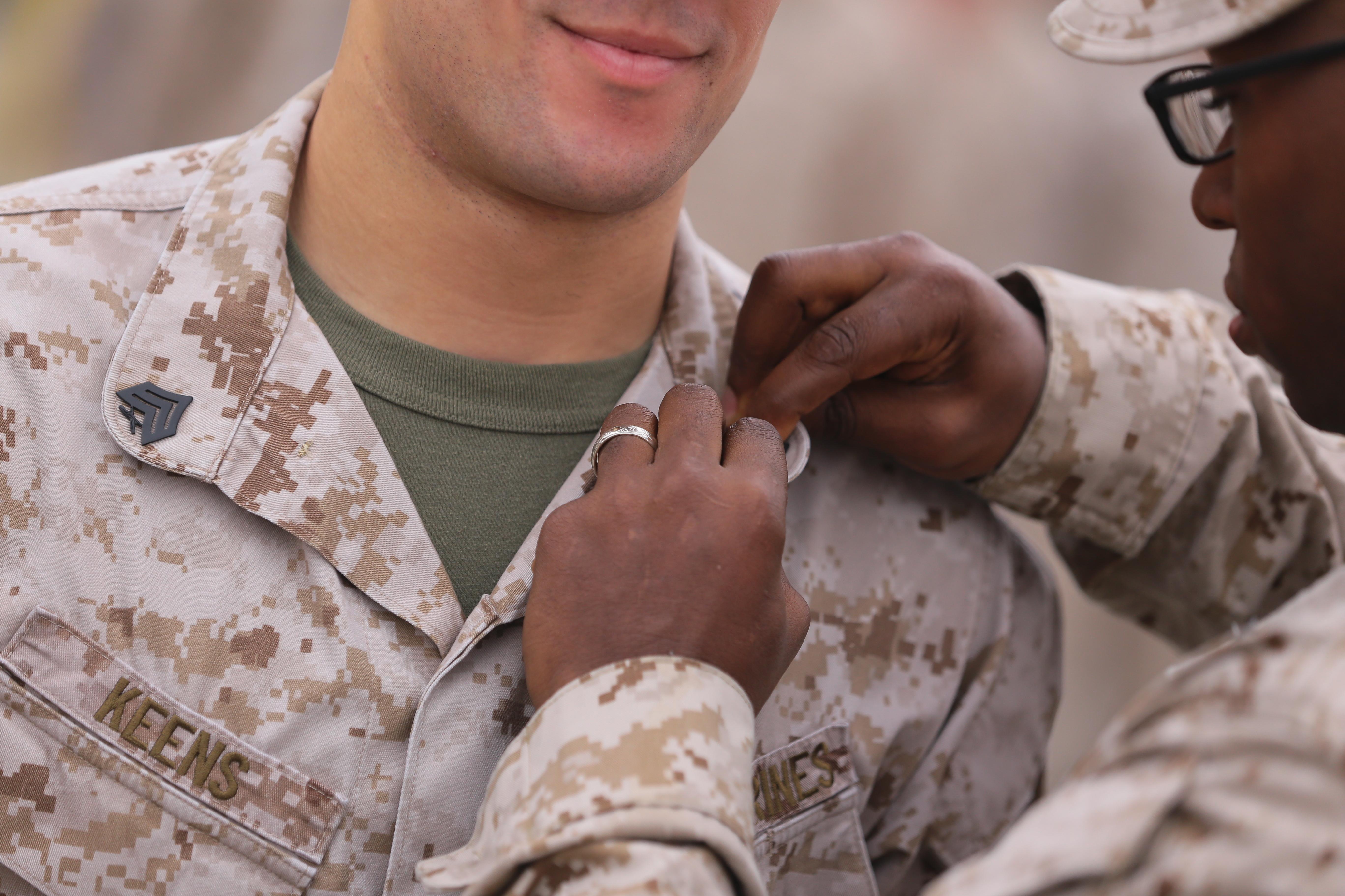 File:U. S. Marine Master Sgt. Jimi G. H. Liddel Gayden ...