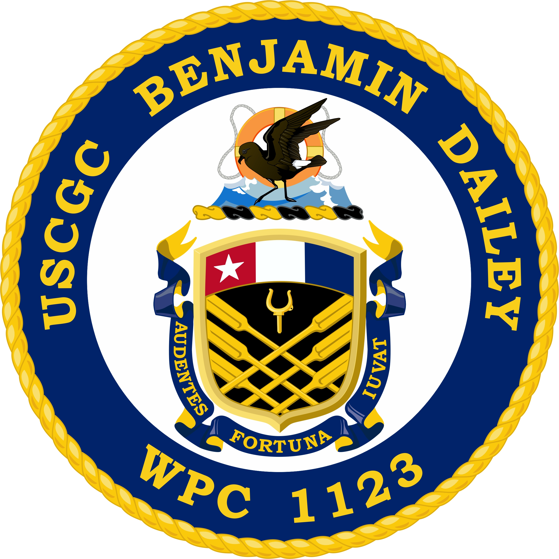 File:USCGC BENJAMIN DAILEY (WPC 1123) color.jpg
