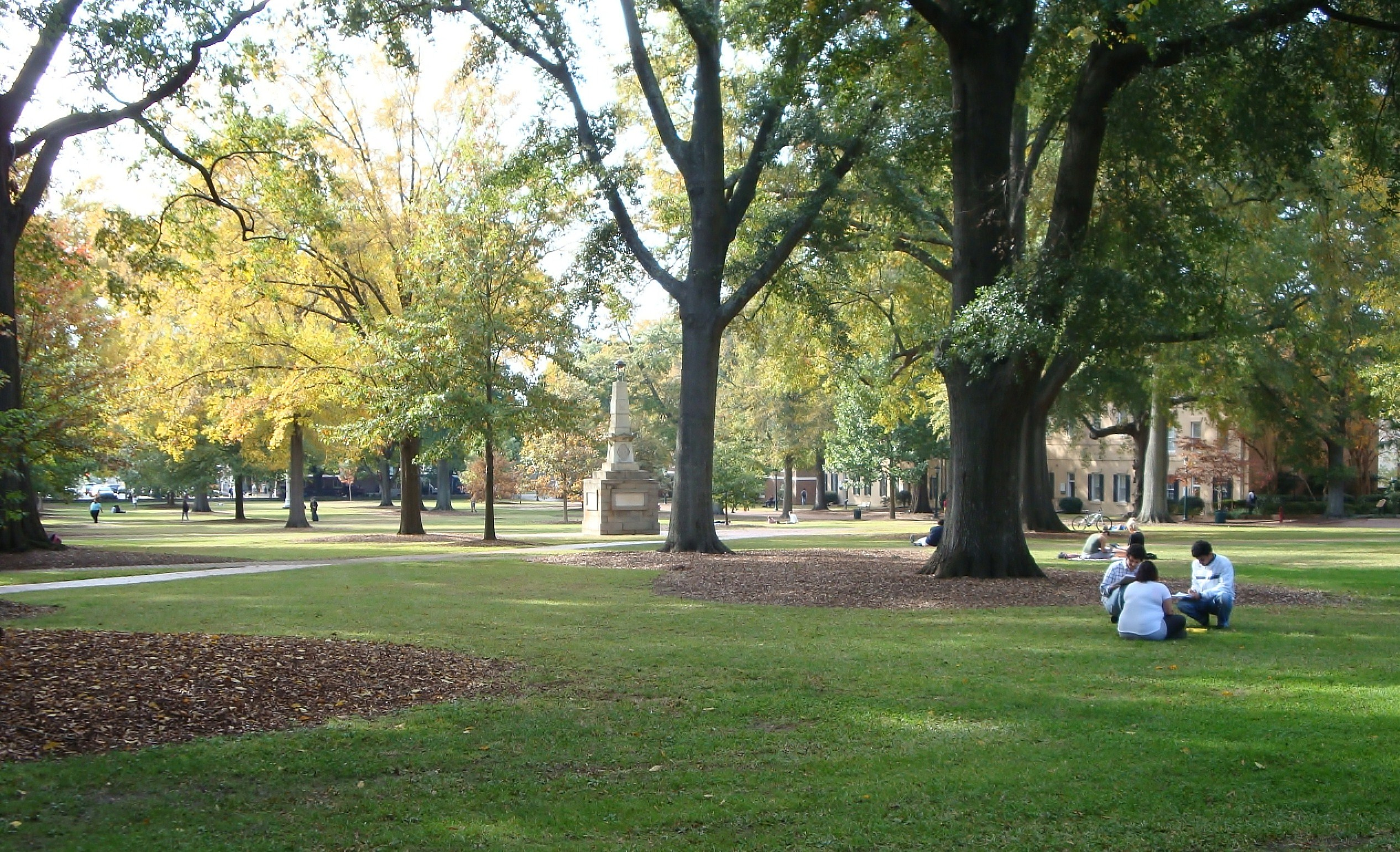University South Carolina Campus University of South Carolina