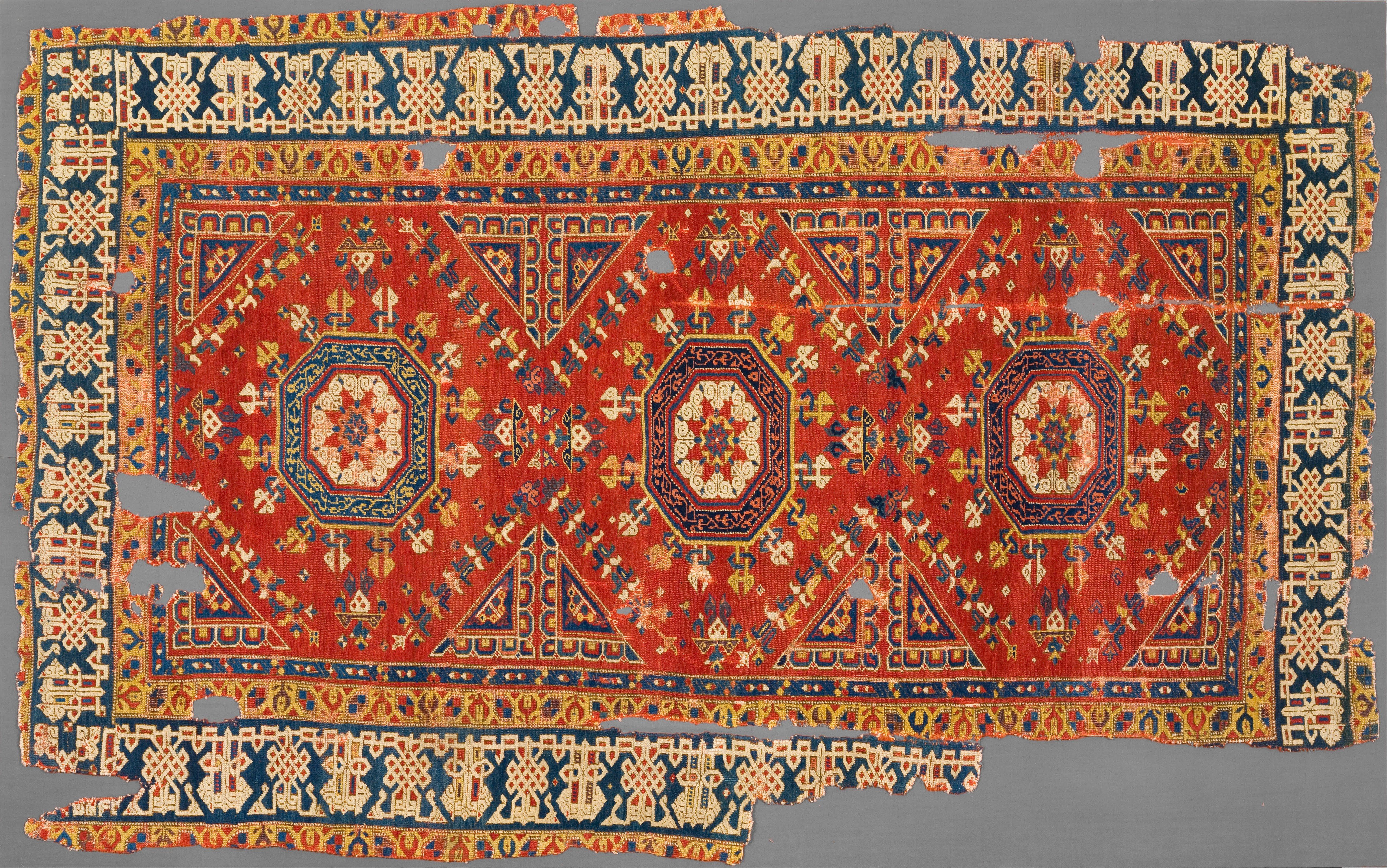 Bergama carpet - Wikiwand