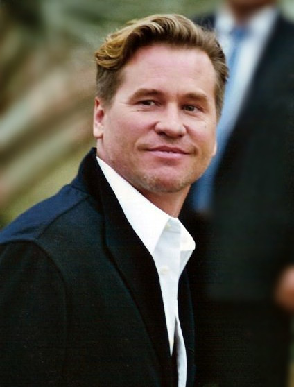 The 58-year old son of father Eugene Dorris Kilmer and mother Gladys Kilmer Val Kilmer in 2018 photo. Val Kilmer earned a  million dollar salary - leaving the net worth at 25 million in 2018