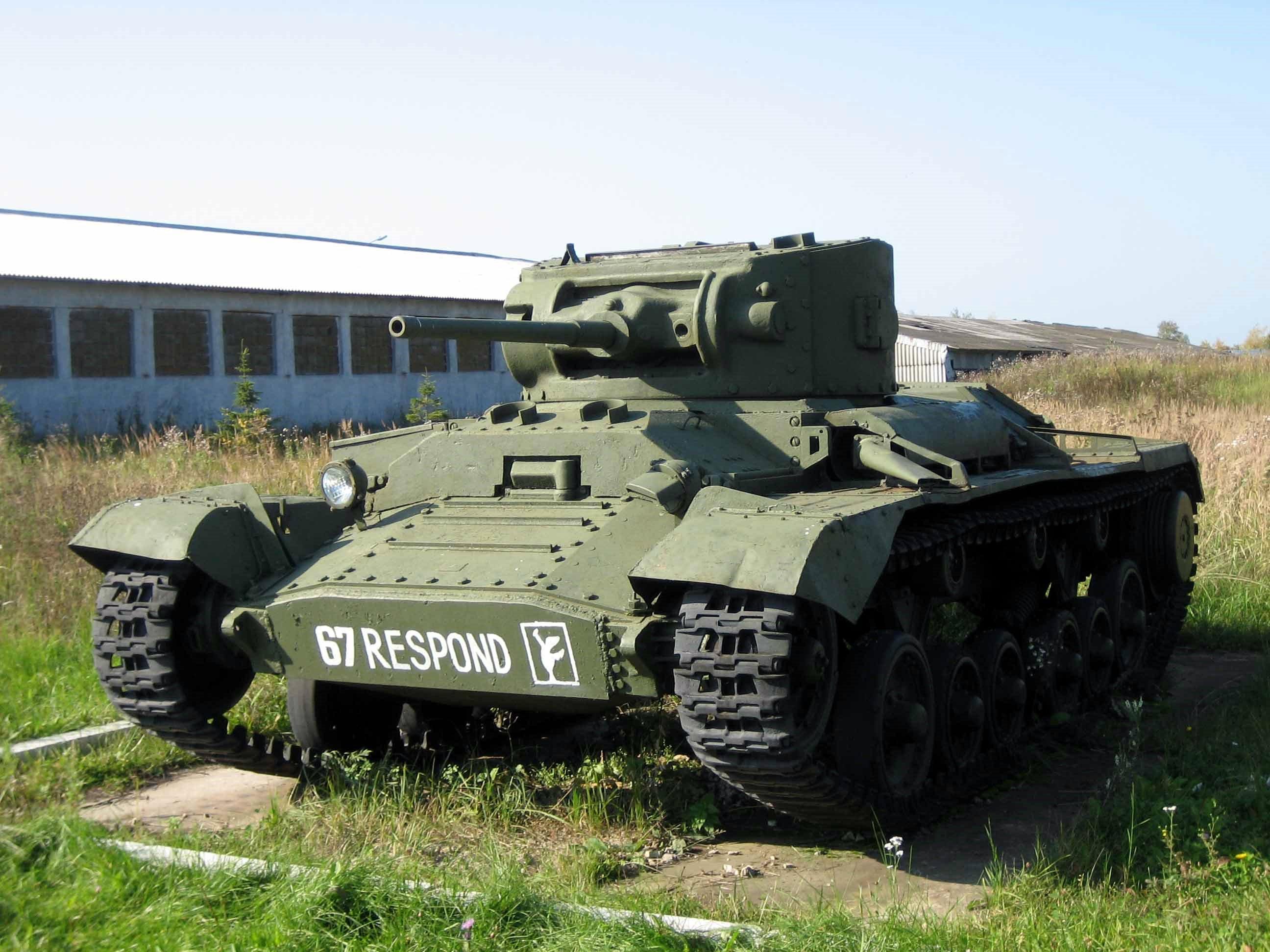 valentine tank wikipedia Most Powerful Tank of WW2