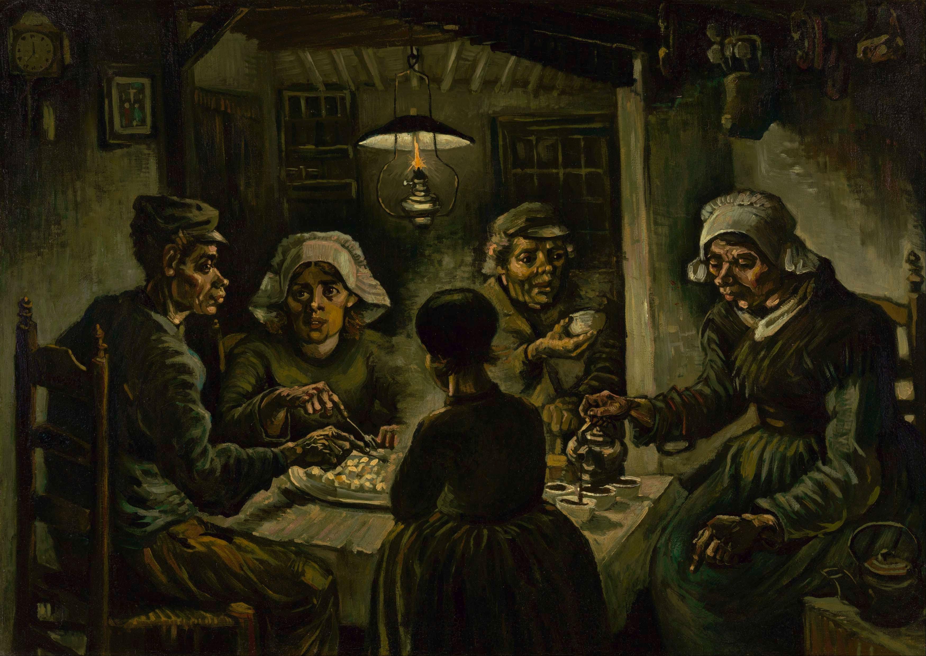 I mangiatori di patate Wikipedia
