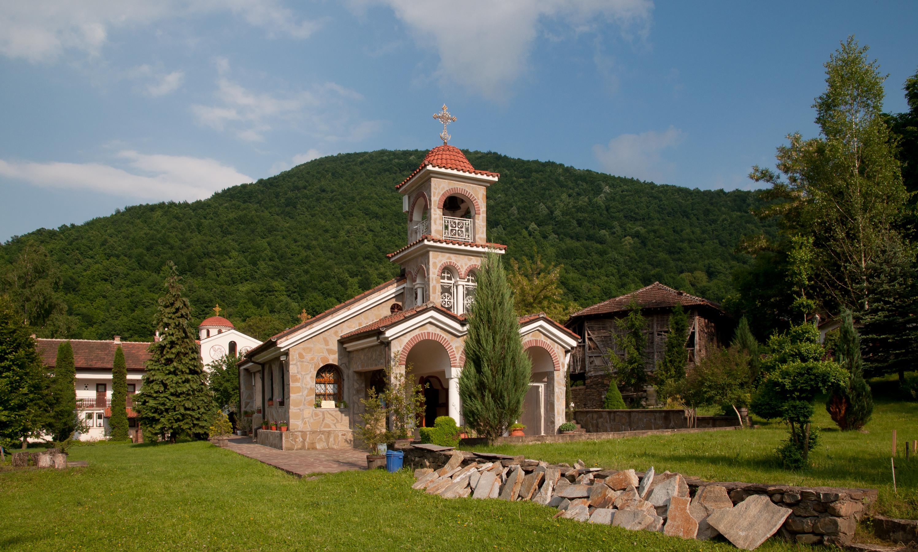 Vrachesh_Monastery Всемирното Православие - Съобщения за поклоннически пътувания