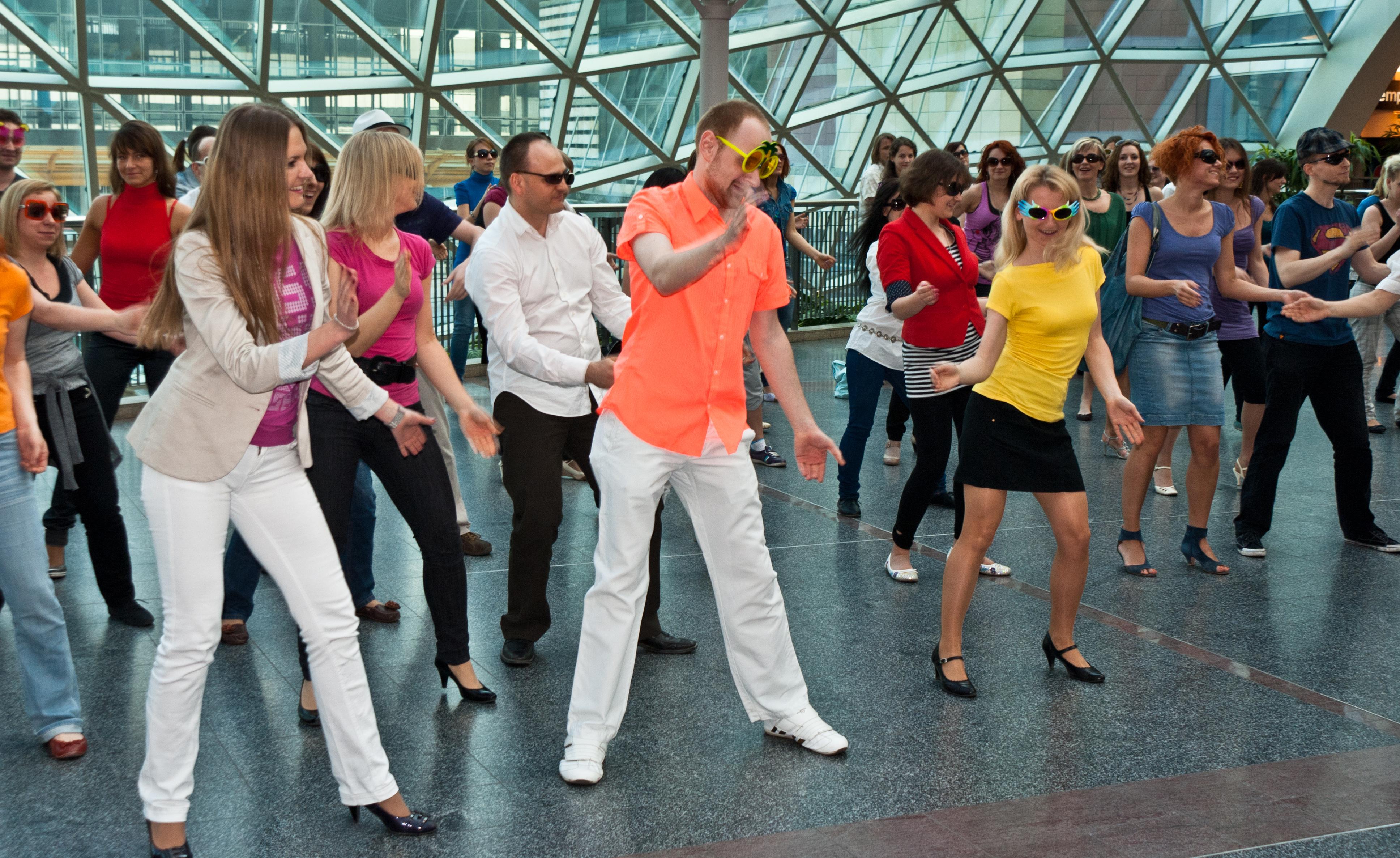 Flashmob - what is it
