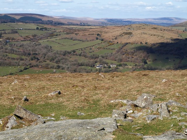 West-north-west from Black Hill - geograph.org.uk - 1230816