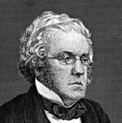 English: William Makepeace Thackeray Resized a...
