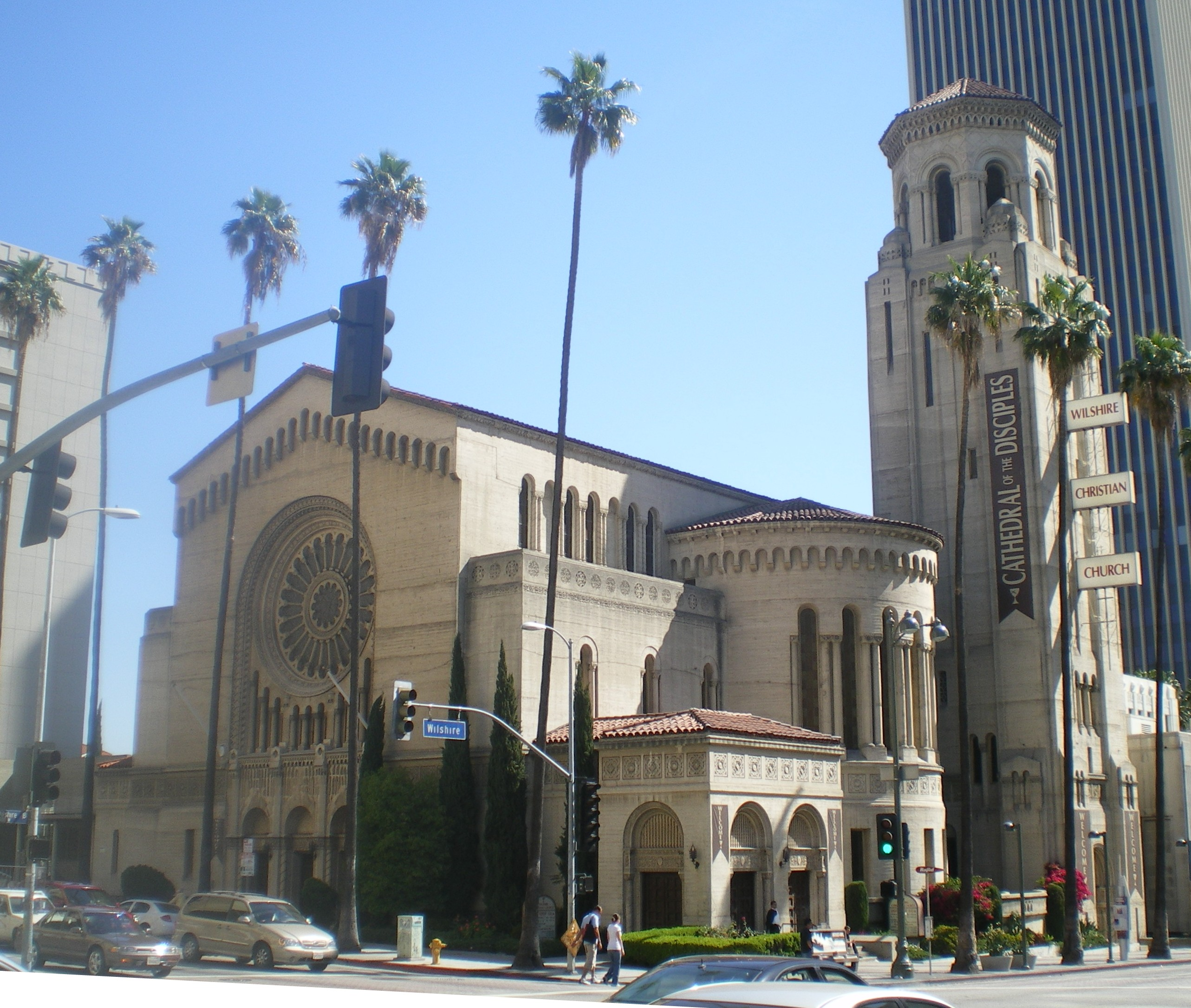 Los Angeles Small Houses: Churches In Los Angeles, California