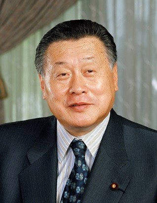 森喜朗 - Wikipedia
