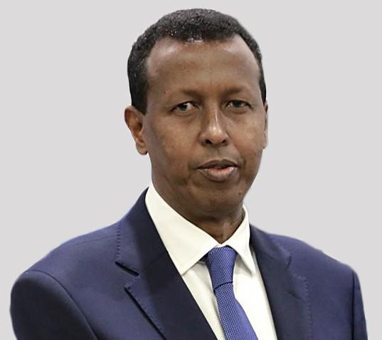 Yusuf Garaad Omar - Wikipedia
