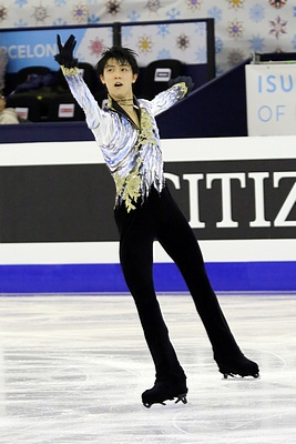 Yuzuru Hanyu at Grand Prix Final 2014.jpg
