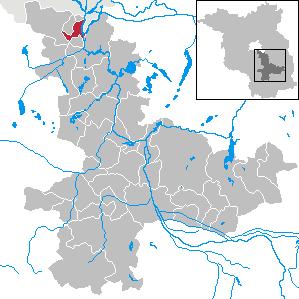 Cómo llegar a Zeuthen en transporte público - Sobre el lugar